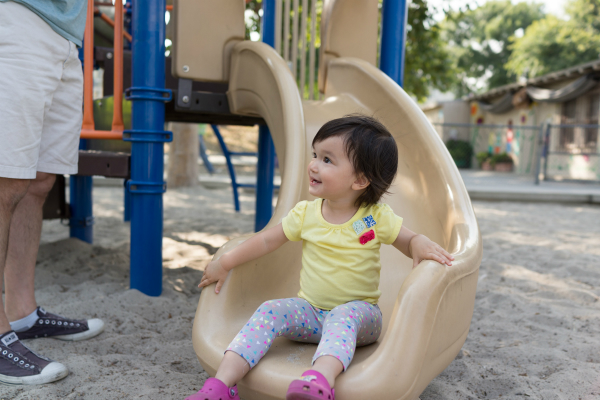 Playground Fun (Photo by Bob Cho)